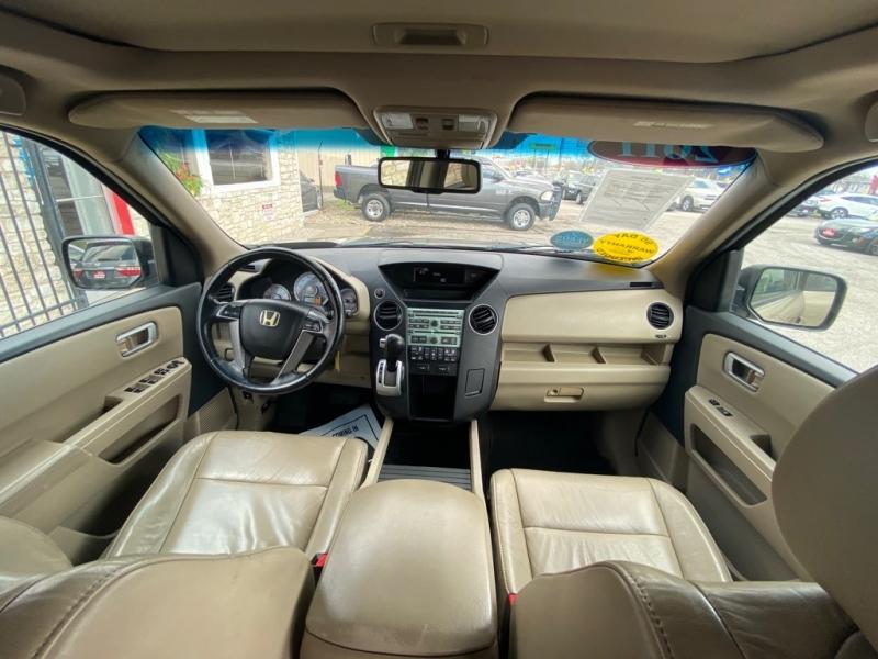 HONDA PILOT 2011 price $10,490
