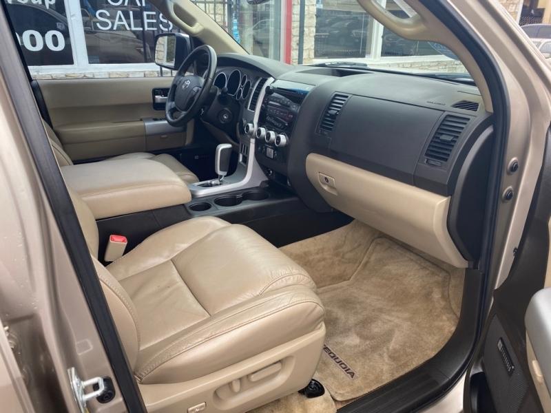 TOYOTA SEQUOIA 2008 price $10,990