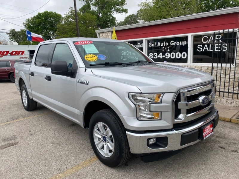 FORD F150 2016 price $18,990