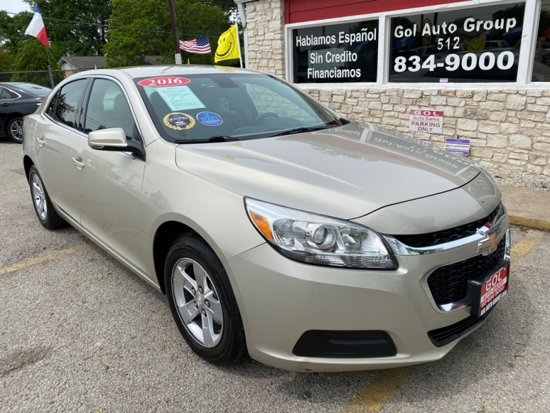 CHEVROLET MALIBU LIMITED 2016 price $10,990