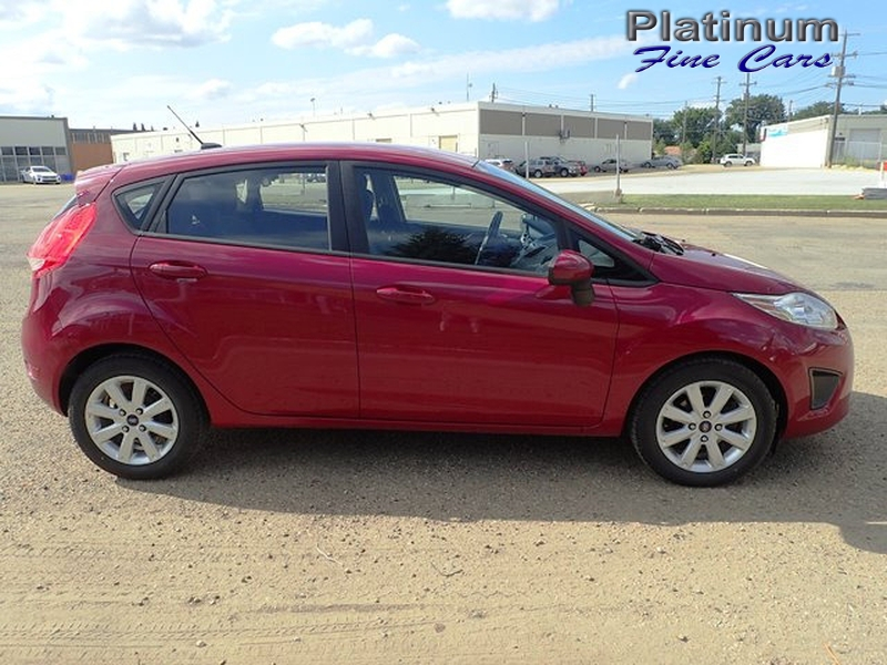 Ford Fiesta 2011 price $6,300