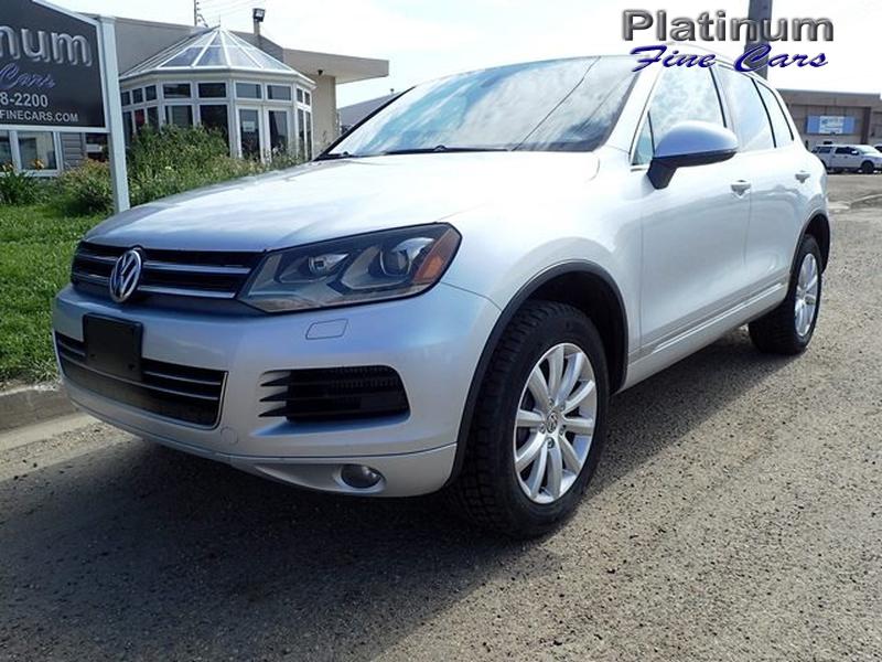 Volkswagen Touareg 2012 price $12,995