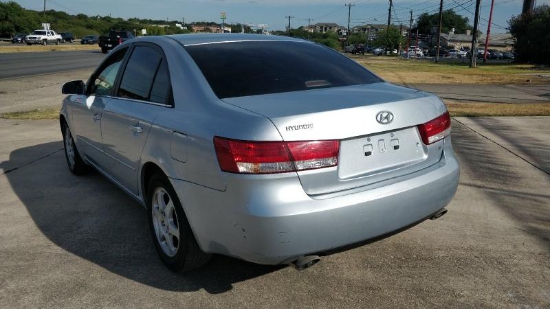 Hyundai Sonata 2006 price $4,900