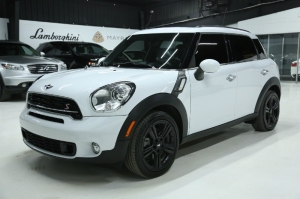 Mini Cooper Countryman S 2016