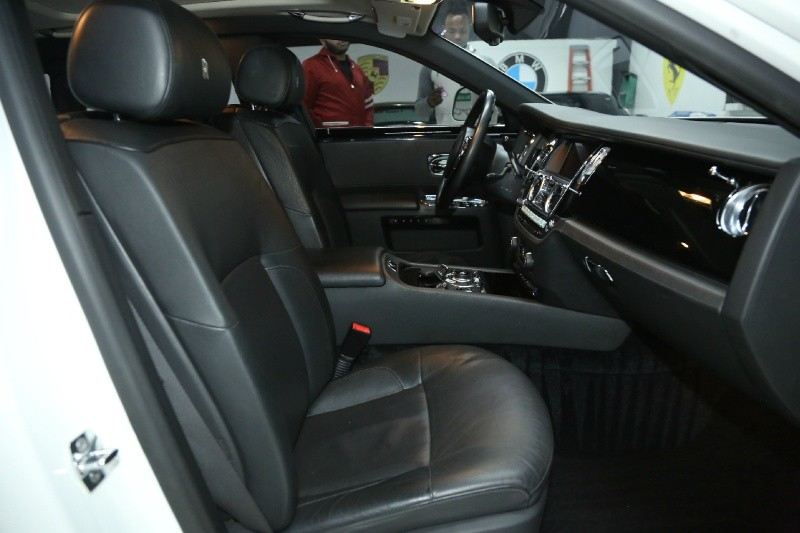 Rolls-Royce Ghost 2013 price $139,937