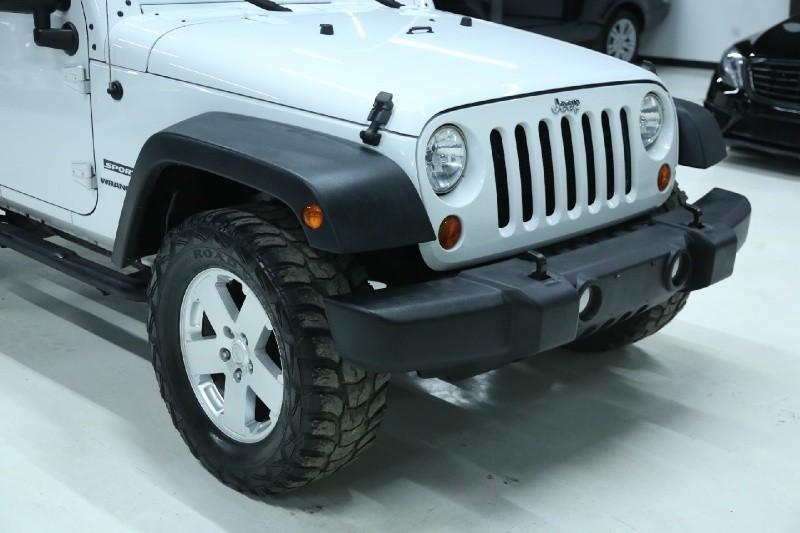 Jeep Wrangler 2013 price SOLD
