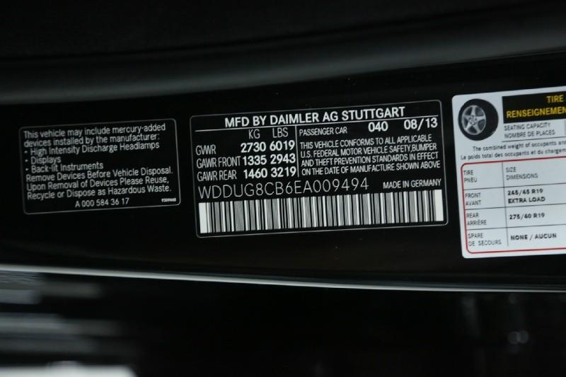 Mercedes-Benz S-Class 2014 price $38,937