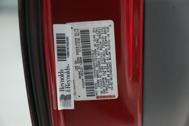 Lexus SC 400 1993 price $5,950
