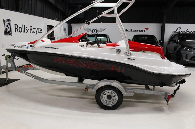 Sea Doo 15'0ft Speedster 2011 price $12,950