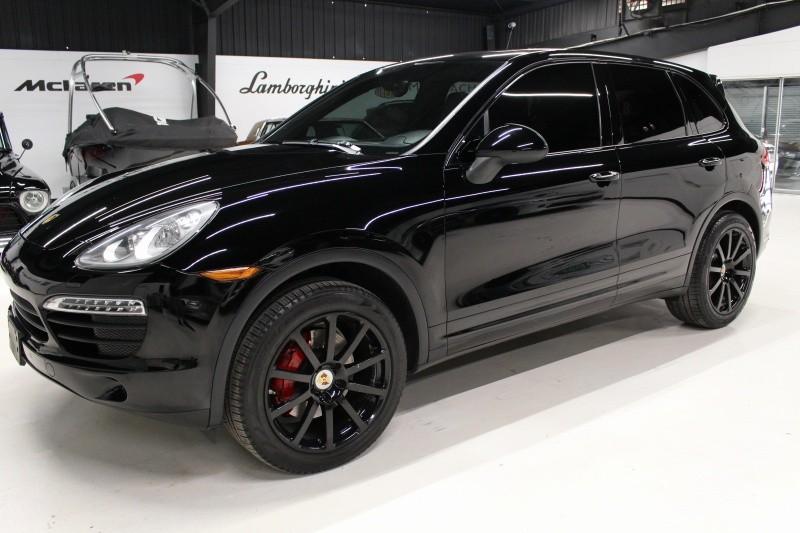 Porsche Cayenne 2013 price $24,950