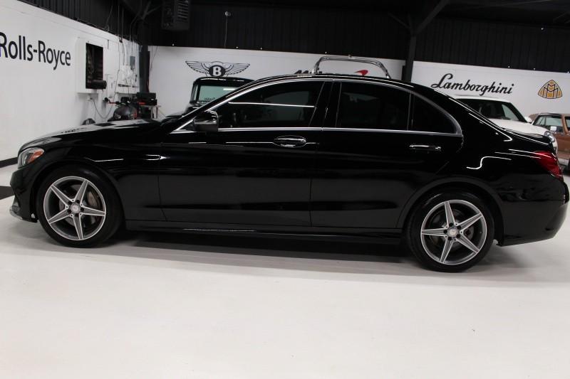 Mercedes-Benz C-Class 2015 price $27,950