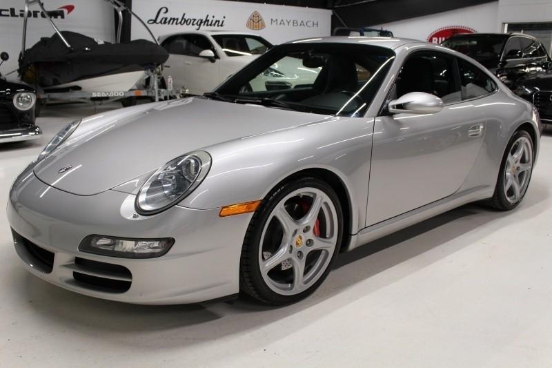 Porsche 911 2007 price $34,950