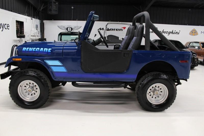 Jeep CJ7 1979 price $10,950
