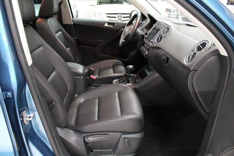 Volkswagen Tiguan 2017 price $16,950