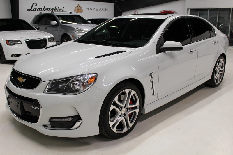 Chevrolet SS 2017 price $37,550