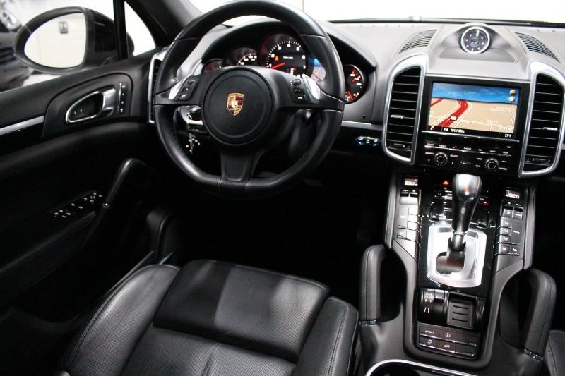 Porsche Cayenne 2013 price $0