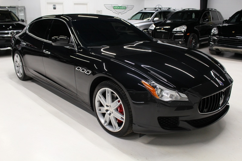 Maserati Quattroporte 2016 price PENDING