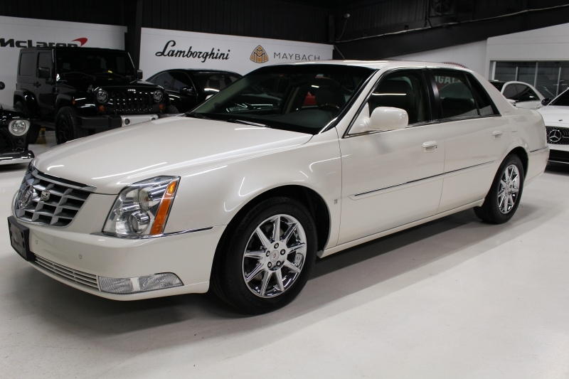 Cadillac DTS 2010 price $9,750