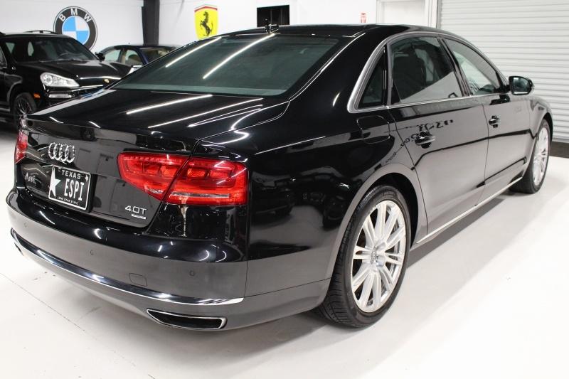 Audi A8 L 2013 price $25,950