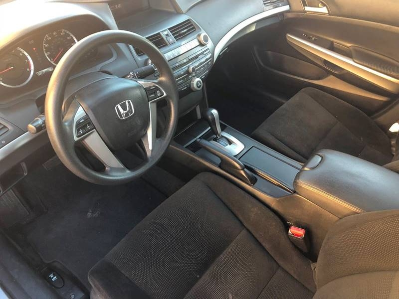 Honda Accord EX 4dr Sedan 5A 2010