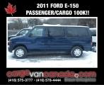 Ford Econoline Wagon 2011
