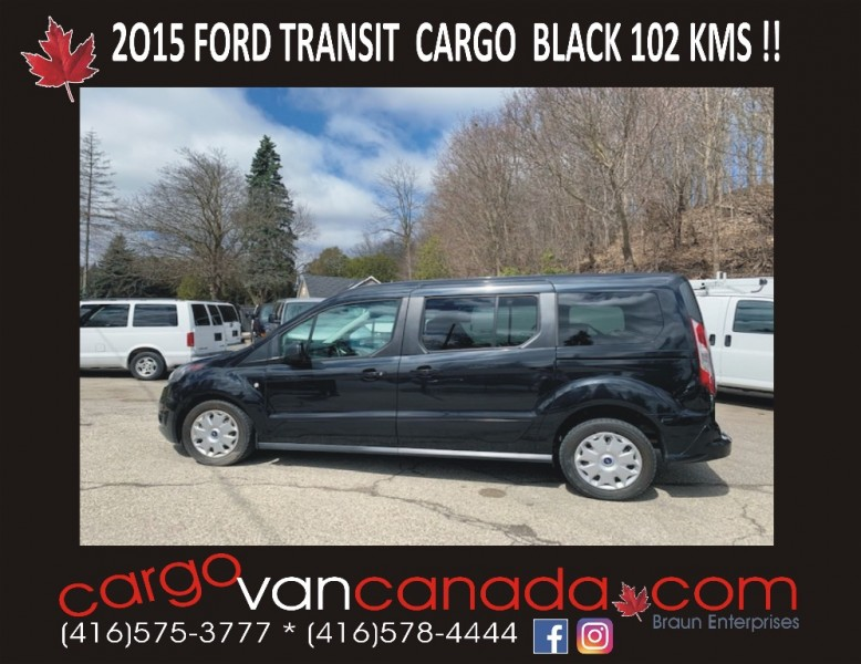 Ford Transit Connect Wagon 2015 price 14900 + Tax