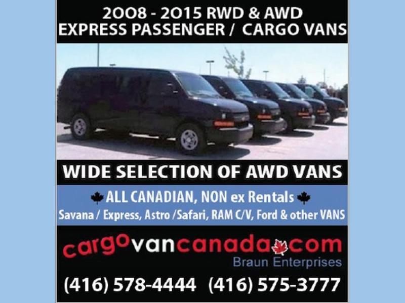 Chevrolet Express Passenger 2009 price 14800 + Tax