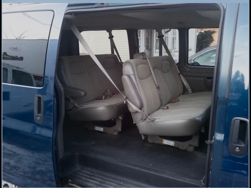 Chevrolet Express Passenger 2012 price 22900 + Tax