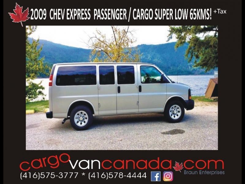 Chevrolet Express Passenger 2009 price $999,999