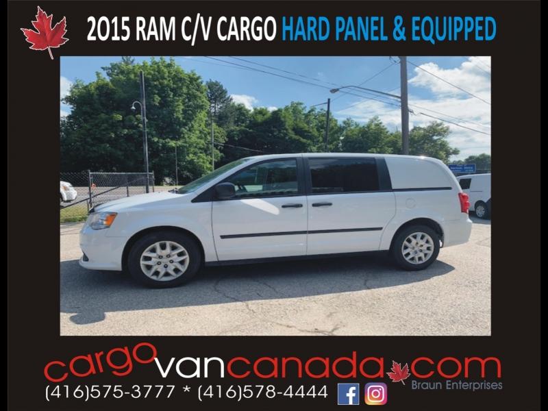 RAM Cargo Van 2015 price