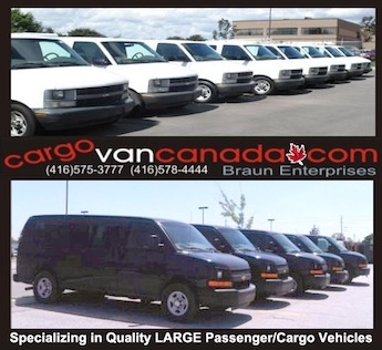 RAM Cargo Van 2015 price 8400 + Tax