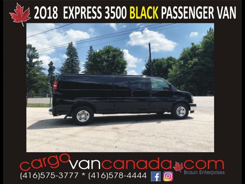 Chevrolet Express Passenger 2018 price 36300 + Tax