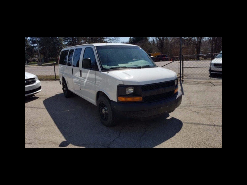 Chevrolet Express Passenger 2010 price 11000 + Tax