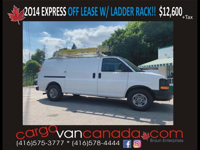 Chevrolet Express Cargo Van 2014 price 12600+ Tax