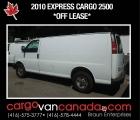 Chevrolet Express 2500 2010