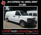 Chevrolet Express 1500 2012