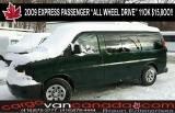 Chevrolet Express Passenger 2009