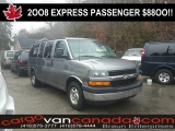 Chevrolet Express Passenger 2008