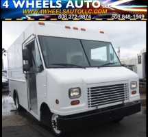 Ford Econoline Commercial Chassis 2008