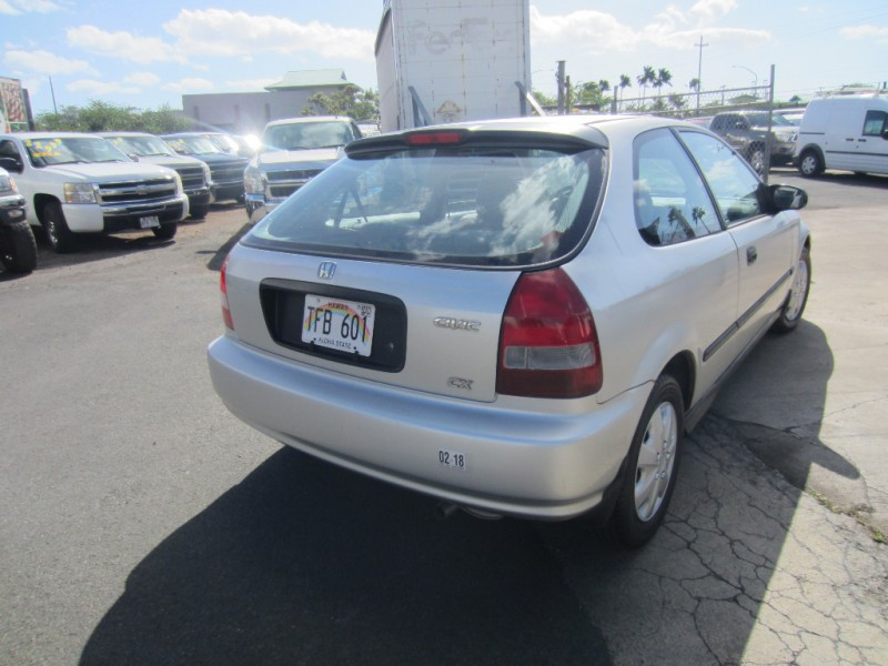 Honda Civic 2000 price $4,499
