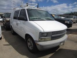 Chevrolet Astro Cargo Van 2005