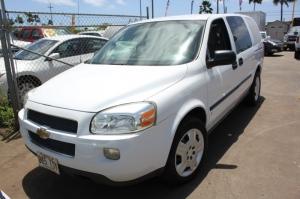 Chevrolet Uplander Cargo Van 2008