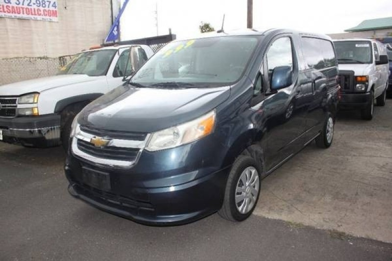 Chevrolet City Express Cargo Van 2015 price