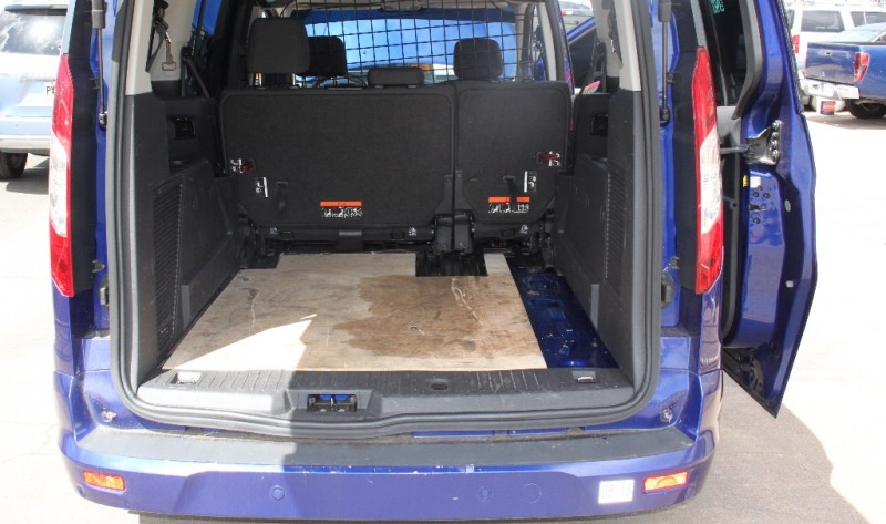 Ford Transit Connect Wagon 2016 price $16,999