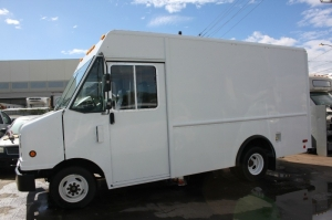 Ford Econoline Commercial Chassis 2009