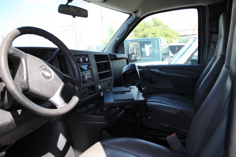 Chevrolet Express Cargo Van 2008 price