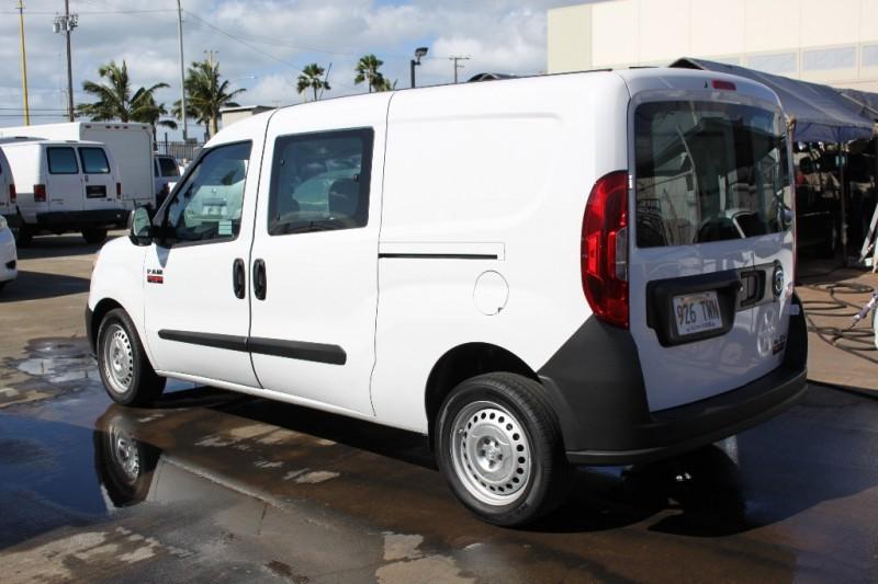 RAM ProMaster City Cargo Van 2017 price