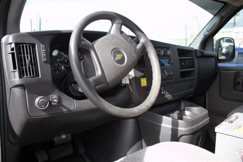 Chevrolet Express Cargo Van 2011 price
