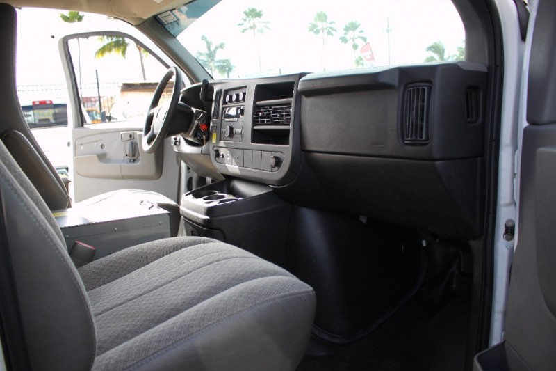 Chevrolet Express Cargo Van 2011 price