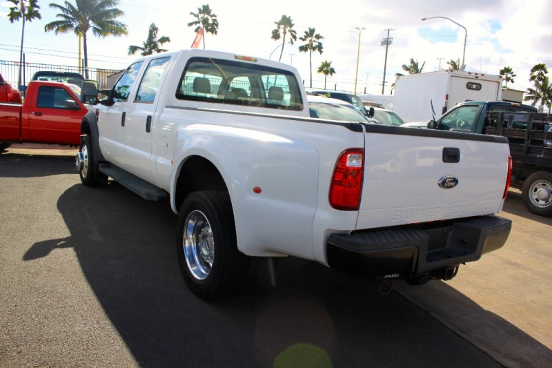 Ford Super Duty F-450 DRW 2008 price